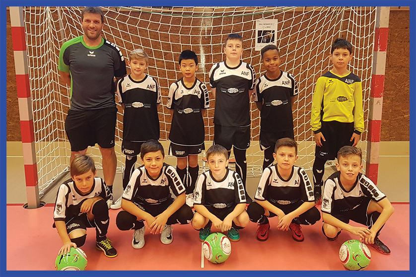 Team ANF Les Montagnes
